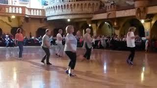 Lovestruck Romeo line dance by Pauline Bucan & Helen Duncan - August 2017