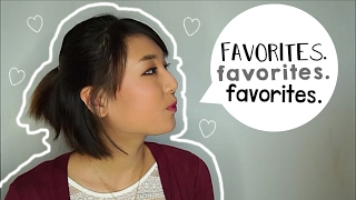 Favorites. Favorites. Favorites.