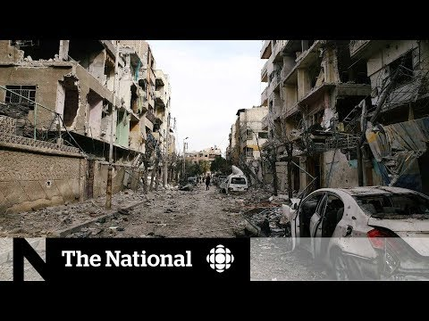 A sombre anniversary — Syria's war enters 7th year