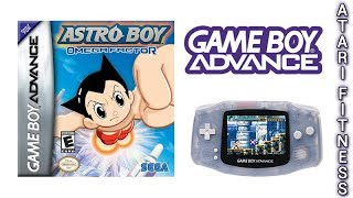 Astro Boy: Omega Factor (Gameplay) GBA