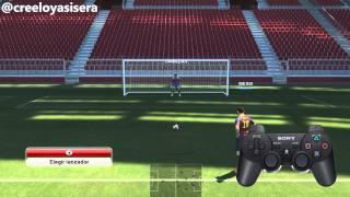 PES2014 :: Tutorial Penales - Penalty Kick Tutorial
