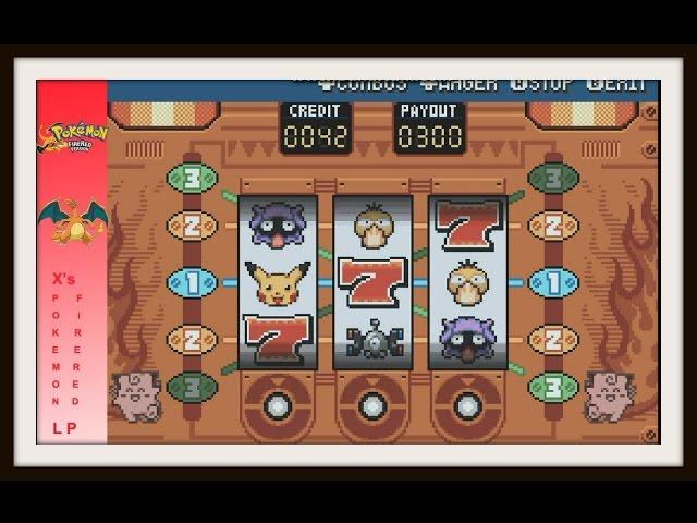 pokemon slot machine help