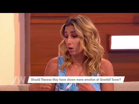 Stacey Is Appalled That Theresa May Didn't Meet the Grenfell Tower Survivors | Loose Women