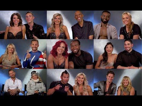 DWTS Athletes Season: Meet The Cast