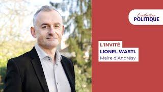 L'Entretien Politique avec Lionel Wastl, maire d'Andrésy