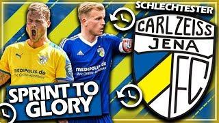 MIT DEM SCHLECHTESTEN DEUTSCHEN TEAM ZUM CL TITEL ! 🏆 | FIFA 18: CARL ZEISS JENA SPRINT TO GLORY