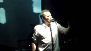 OMD - New Holy Ground Live @ AB Brussels Belgium 2010