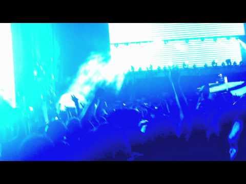Tiesto live at the H2O music festival in Dallas, Tx