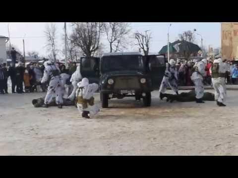 Выступление ОБОР г.Тейково 21.02.2015