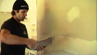 how to spackle basics.mpg