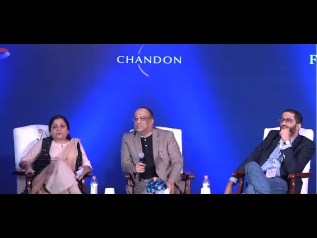 Session on Socio-Politics with Madhu Kishwar & Nitin Pai