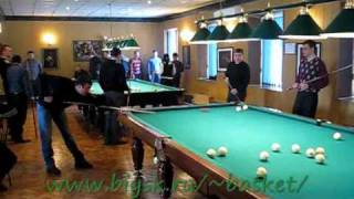 видео Коллекция бильярдных столов Mr. БИЛЬЯРД