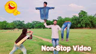 Must Watch New Comedy Non-Stop Video 😂 Try Not To Laugh  Hindi Funny Video 2020 Bindas Fun Masti..