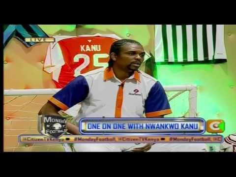 Monday Football with Nwankwo Kanu