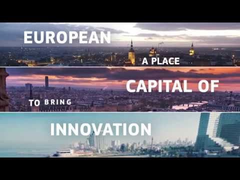 European Innovation Capital and Runners-up 2017