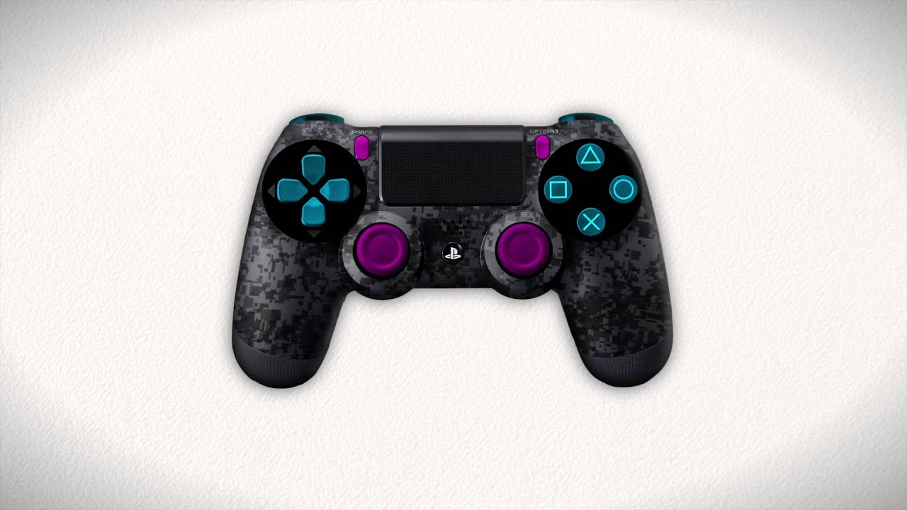 how to add controller to ps4