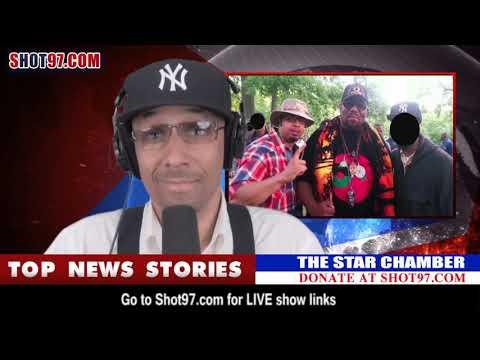 Hassan Campbell Claims Afrika Bambaataa Violated Him Pt 1