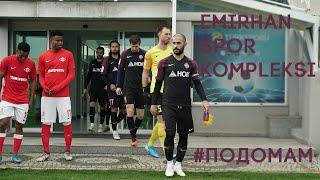 По домам Енисей показал свой турецкий стадион