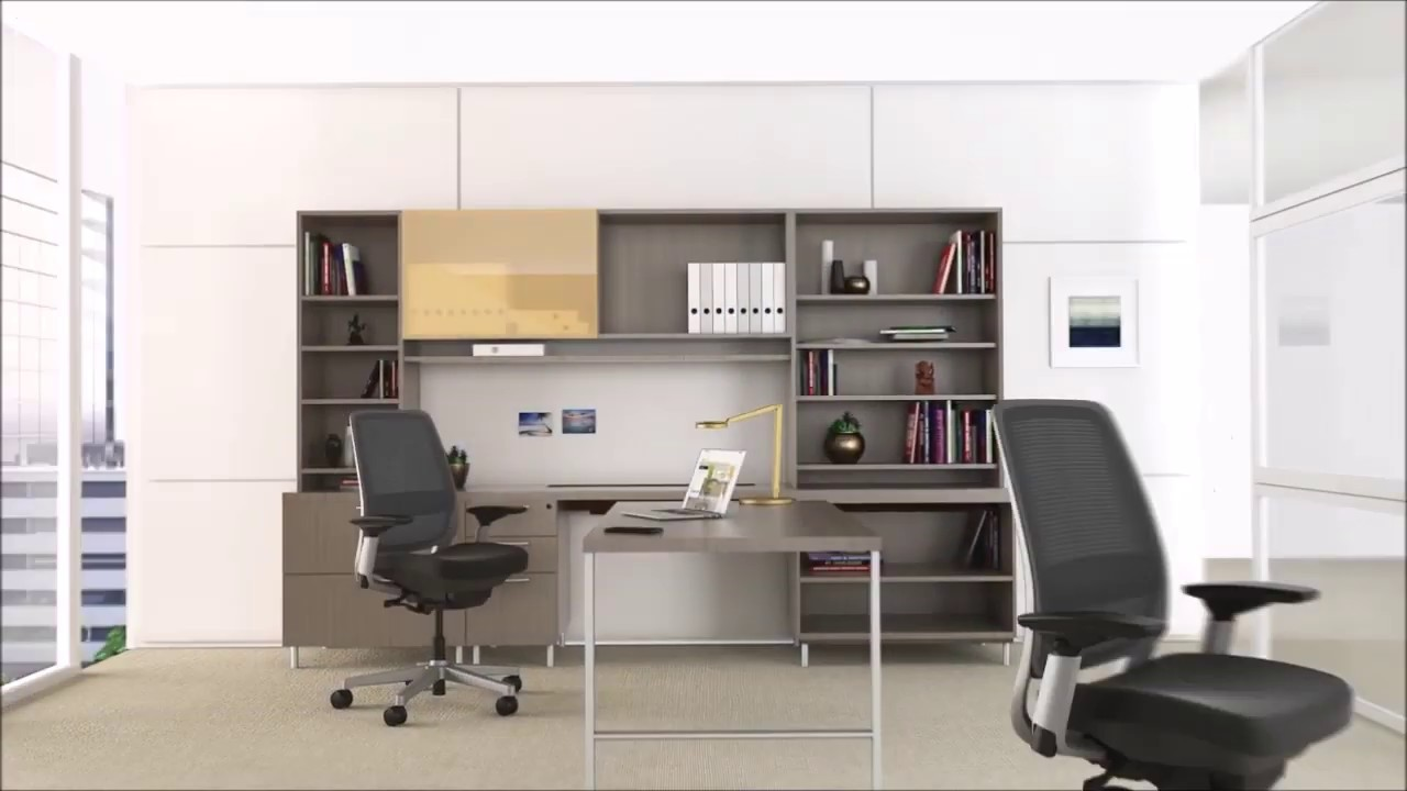 Steelcase Amia + Amia Air Home Office Desk Task Chair Design Story   Steelcase