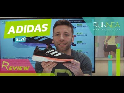 Adidas SL20 Review: Una zapatilla profesional para corredores rápidos y ambiciosos al mejor precio