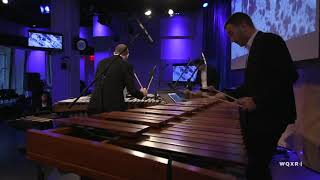 "The Percussion Collective performs ""Above"" from Garth Neustadter's ""Seaborne"""