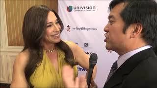 2020 NHMC Impact Awards: Dany Garcia Red Carpet Interview