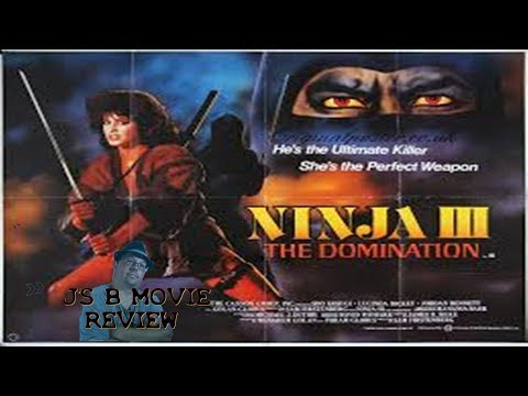 THANKS Triple b movie reviews: J'S B MOVIE REVIEW: NINJA III THE DOMINATION