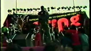 YouTube動画:STING 1988   Ninja vs Red Dragon   Flourgun   YouTube