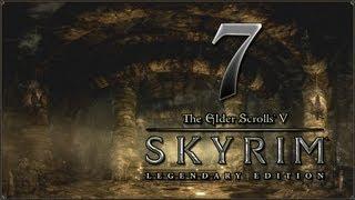 Прохождение TES V: Skyrim - Legendary Edition — #7: Ветреный Пик