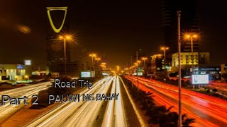 PArt2 ROAD TRIP LIVE  GOING HOME