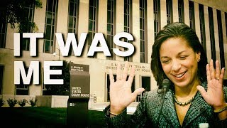 Susan Rice Goes On Offense To Cover Her Crimes thumbnail