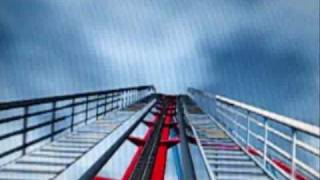 Roller Coaster Factory 2- Silver Bullet (*READ DISCRIPTION!!!*)