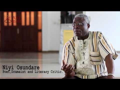 You need to be well grounded in the language you use to be a good writer-Niyi Osundare