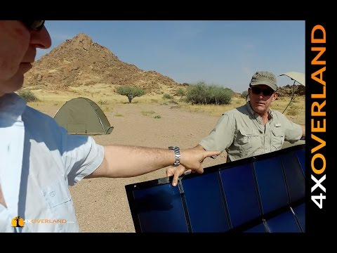 Portable Solar. FlexoPower Review. Flexible versus solid panels.