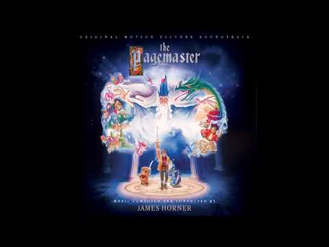 12 - Loneliness - James Horner - The Pagemaster