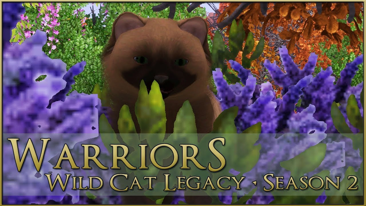 Sims  Warrior Cats Legacy
