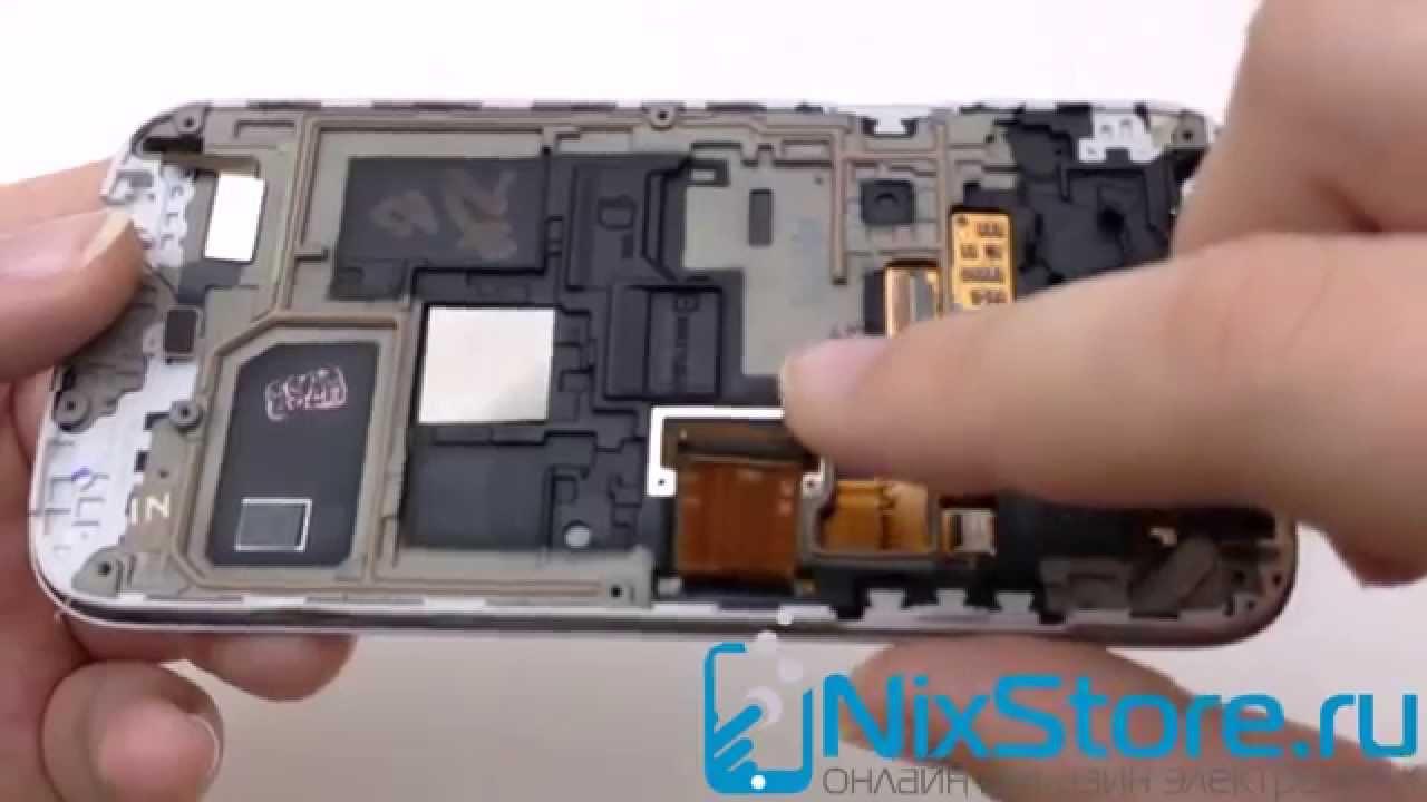 Дисплей для Galaxy S4 из Китая | Замена в перемотке 4х :) - YouTube