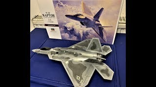 US Air Force F-22 Raptor in 1/48 Scale
