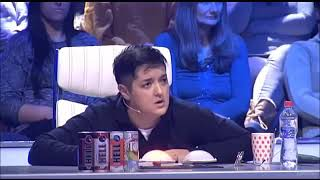 ELVIN KADRIĆ - ŽESTOKA SVAĐA SA ŽRIJEM,ZVEZDE GRANDA 2017/18