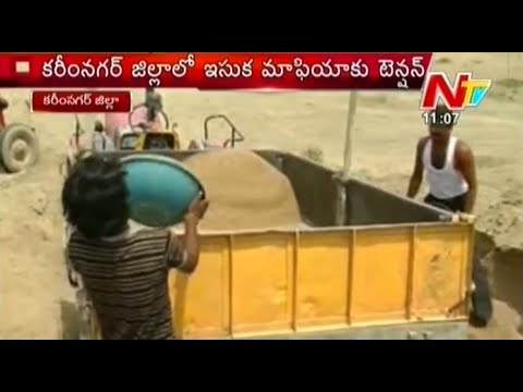 Telangana Government Announces New Sand Mining Policy