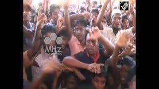 Bangladesh News - Rohingya in Bangladesh protest efforts to send them back to Myanmar