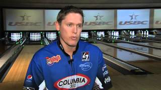 USBC Sport Bowling Tips:  Rotation with Chris Barnes