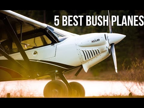 Bush Plane For Sale >> Top 5 Bush Planes In The World Youtube