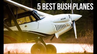 Top 5 Bush planes In The World