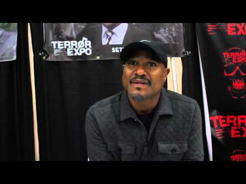 Terror Expo: Seth Gilliam