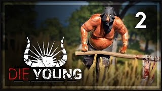 Die Young Game - PC Gameplay [Part 2] - Manor Farm (alpha 0.1.0.761.17)