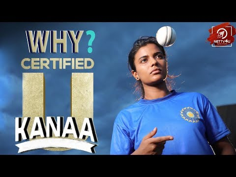 Why Kanaa Is Certified U? | Sivakarthikeyan | Sathyaraj | Aishwarya Rajesh