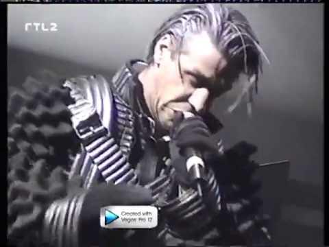 Rammstein - Live Aus Hamburg, Alsterdorfer Sporthalle 1997
