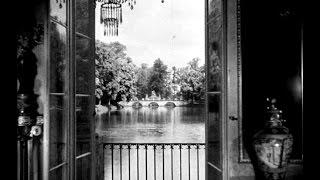 Pałac na wodzie Łazienki Królewskie reportaż przedwojenny