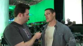 12 Rounds Movie Interview- On Set with John Cena